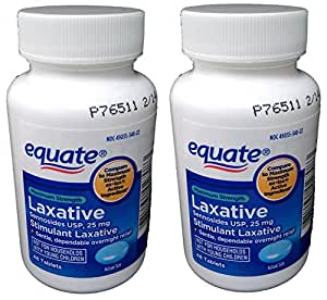Equate Natural Laxative Review