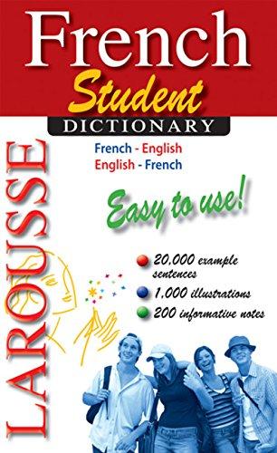 Larousse Student Dictionary French-English/English-French (French and English Edition)