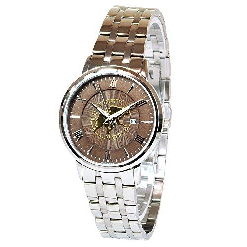 [ハンティングワールド] HUNTING WORLD カヴァリエレ クオーツ レディース 腕時計 HW018LBR レディース [並行輸入品]