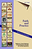 img - for Faith & Practice of Baltimore Yearly Meeting - 2011 Draft book / textbook / text book