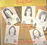 Speed Limit: First Offence LP VG++/NM Canada Satril SAT 4011