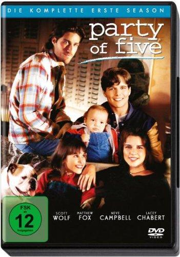 Party of Five - Die komplette erste Season [6 DVDs]