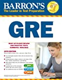img - for Barron's GRE with CD-ROM, 20th Edition book / textbook / text book