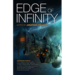 Edge of Infinity by Alastair Reynolds,&#32;Stephen Baxter and Jonathan Strahan