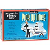 Magnetic Poetry Mixed-Up Pickup Lines Magnetic Poetry Kit