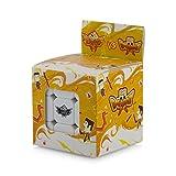 D-FantiX Cyclone Boys 3x3 Speed Cube Stickerless Magic Cube 3x3x3 Puzzles (56mm)