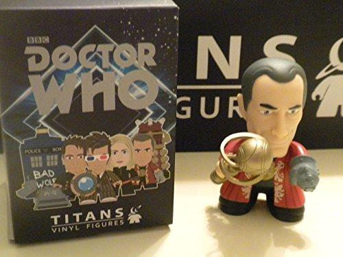 "Doctor Who Titans 10Th Doctor Gallifrey 3"" Vinyl Figure - Rassilon (Grey)"