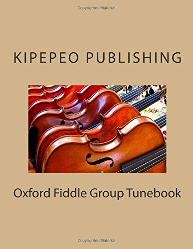 Oxford Fiddle Group Tunebook