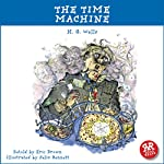 The Time Machine | H G Wells,Eric Brown