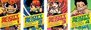 Scott Pilgrim vs. the World (Color Version)