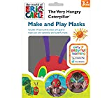 The Very Hungry Caterpillar - Make And Play Masks