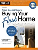 img - for by Marcia Stewart,by Ilona Bray J.D.,byAlayna Schroeder J.D.Nolo's Essential Guide to Buying Your First Home (book with CD-Rom & Audio)(text only)2nd(Second) edition[Paperback]2009 book / textbook / text book