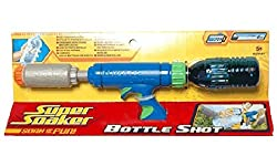 Super Soaker Bottle Shot Use Your Own Bottle Up To 2 Liters