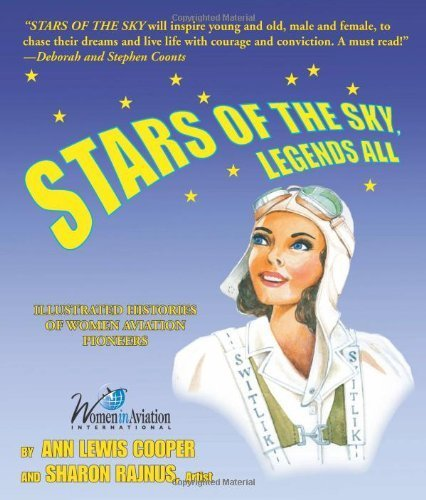 stars-of-the-sky-legends-all-illustrated-histories-of-women-aviation-pioneers-by-ann-lewis-cooper-20