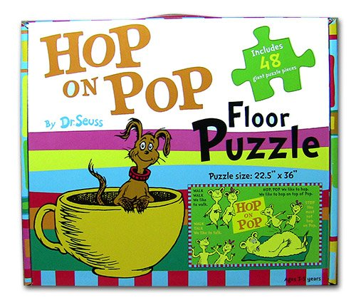 Cheap Five Mile Press Hop on Pop Floor Puzzle (1742119549)