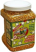 Country Harvest Premium Yellow Popcorn 4 Pounds