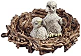 Schleich Baby Eagles in Nest Figure