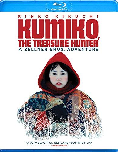 Kumiko: The Treasure Hunter [北米版 Blu-ray]!<菊地凛子主演>