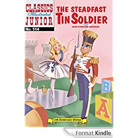 The Steadfast Tin Soldier (with panel zoom) 			 - Classics Illustrated Junior