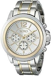 XOXO Women's XO5586 Two-Tone Bracelet Watch
