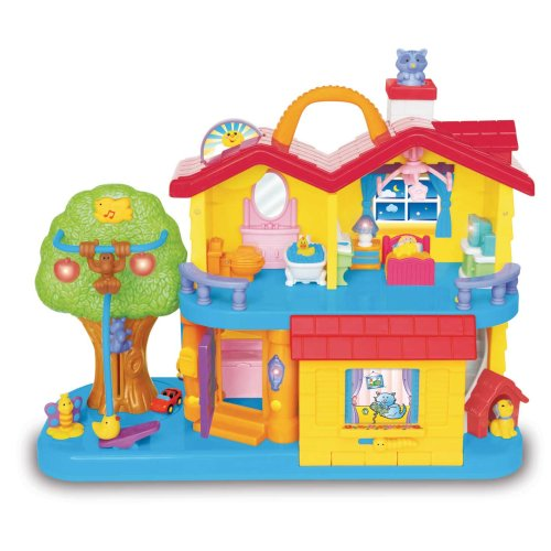 Amazon.com: Light & Sound Kiddieland My First Sweet Home