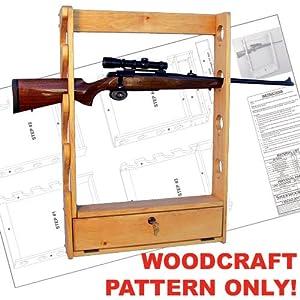 Gun Rack Patterns Free