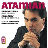 Khachaturian: Piano Concerto / Prokofiev: Piano Concerto No. 3