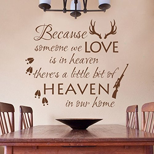 because-someone-we-love-is-in-heaven-there-s-a-little-bit-of-heaven-in-our-home-per-famiglie-a-paret