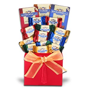 Satisfying Seasonal Sweets Holiday Chocolate Gift Set