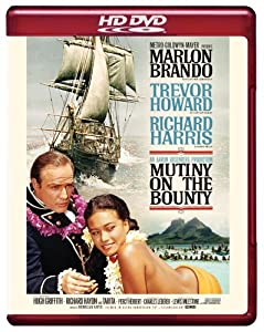 Mutiny on the Bounty (1962) [HD DVD]
