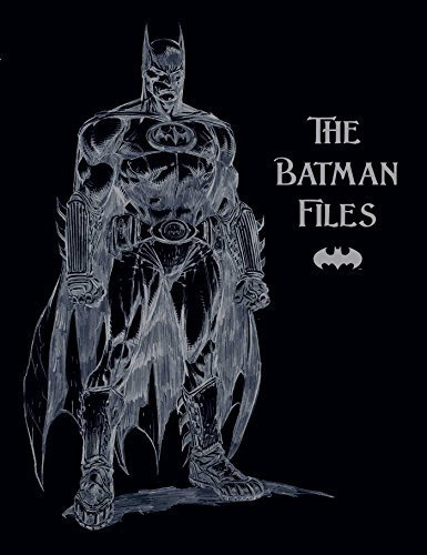 The Batman Files by Manning, Matthew (2014) Paperback