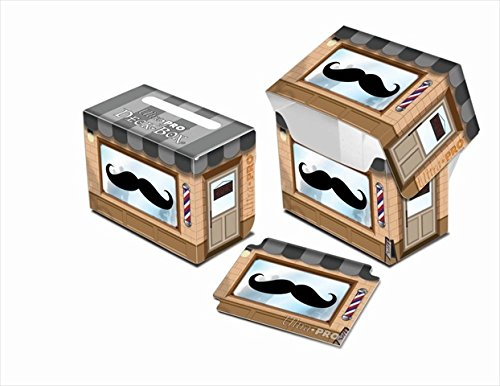 Ultra Pro Mustachio Full View Deck Box - 1