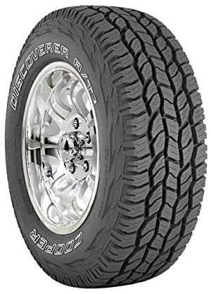 COOPER DISCOVERER AT3 4PLY OW – P265/60R18 110T