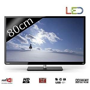 TOSHIBA 32E2533DG TV LED HD 80cm (32