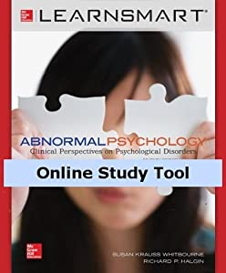 LearnSmart for Abnormal Psychology: Clinical Perspectives