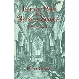 Peter Straub - Leeson Park and Belsize Square: Poems 1970-1975 Reviews