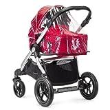 Baby Jogger BJ95151 - Capa de lluvia para Capazo Select/Compacto/Plus/Versa