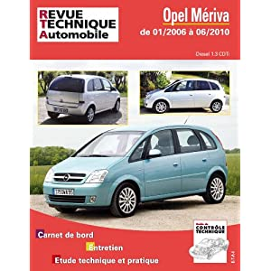rta b743.5 opel meriva 01/2006&gt06/2010 1.3 cdti Etai