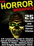 Product B006G3L28Y - Product title The Horror Megapack: 25 Classic and Modern Horror Stories