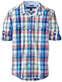 Tommy Hilfiger Big Boys Long Sleeve Sebastian Shirt