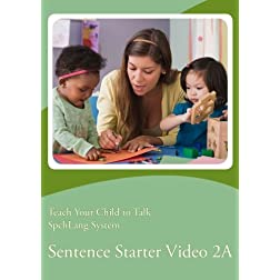 Teach Your Child to Talk SpchLang System Level 2A