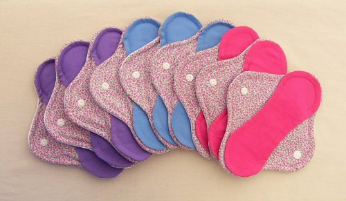 Washable Menstrual Pads front-550300