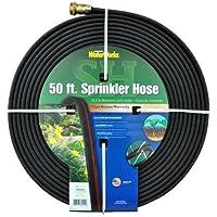 Colorite WaterWorks 50' Sprinkler Hose (Black)
