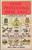 Home Preserving Made Easy