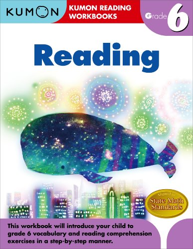 Grade 6 Reading (Kumon Reading Workbooks)