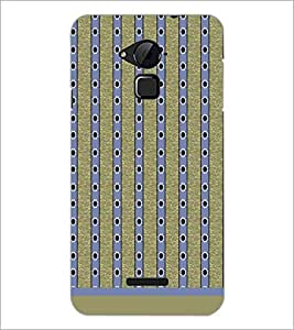 PrintDhaba Pattern D-1590 Back Case Cover for COOLPAD NOTE 3 LITE (Multi-Coloured)