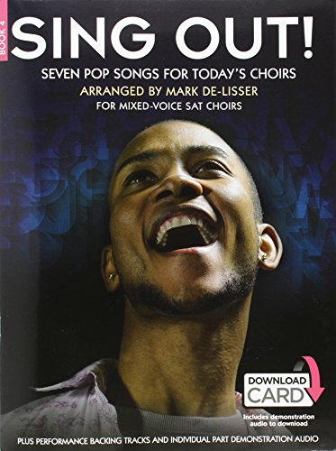 Sing Out Seven Pop Songs for Today's Choirs - Book 4 (Book/Download Card): Book 4