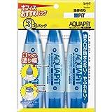 トンボ鉛筆 液体のり アクアピット HCA-311 3個