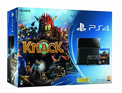 Sony PS4 Console with Knack (PS4) from Sony