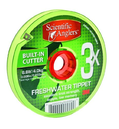 3M  Scientific Anglers Freshwater Tippet Line, 8X